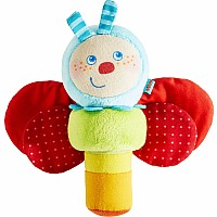 Caterpillar Mina soft clutching toy