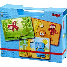Animal Safari Magnetic Game Box