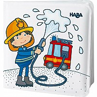 Magic Bath Book Fire Brigade