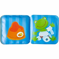Mini Bath Book Fritz The Frog