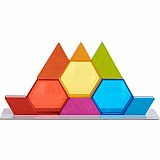 Color Crystals Stacking Game
