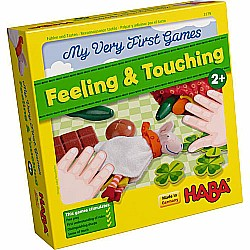 My very first game Feeling and Touching Haba