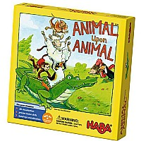 Animal Upon Animal Game Haba