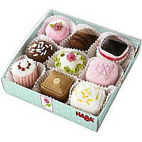 Petit Fours, Set of 9