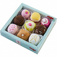 Biofino Petit Fours, set of 9