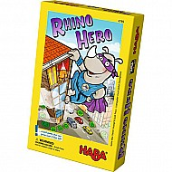 Rhino Hero Stacking Game