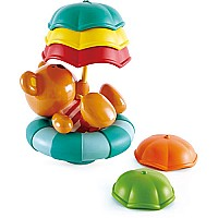 Teddy's Umbrella Stackers