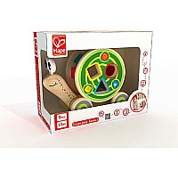 Walk A-Long Snail Shape Sorter
