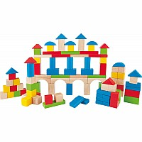 Build Up & Away Blocks - 100 pcs