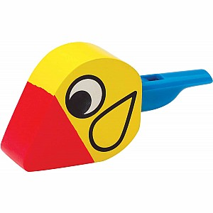 Bird Whistle (Assorted Colors)