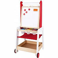Create and Display Easel