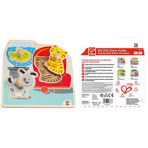 my pets knob puzzle   boing jps toy shop