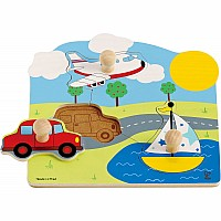Hape Away We GO Puzzle