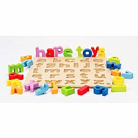 Lowercase Alphabet puzzle