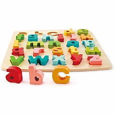 Chunky Lowercase Puzzle