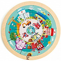 Jobs Roundabout Puzzle