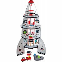Hape Four-Stage Rocket Ship