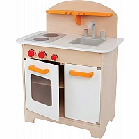 Gourmet Kitchen (white)