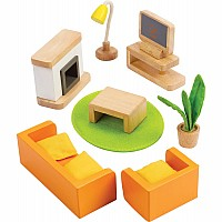 Hape Doll house Media Room