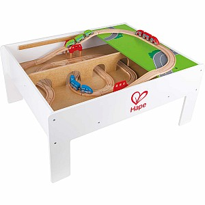 Reversible Train Storage Table