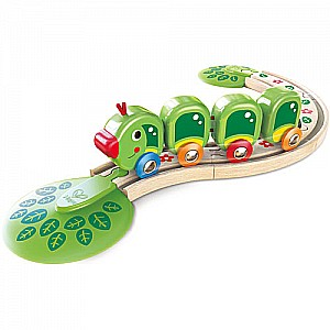 Caterpillar Train Set