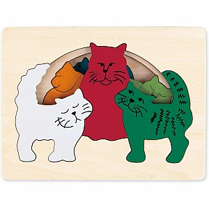 Cats Puzzle George Luck