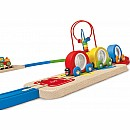Musical Melody Railway Set