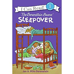 I Can Read - Berenstain Bears' Sleepover