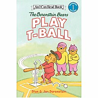 Berenstain Bears Play T-Ball, The