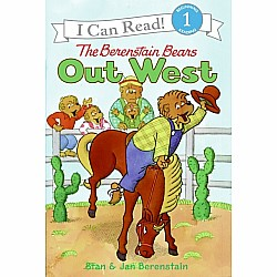 I Can Read - Berenstain Bears Out West