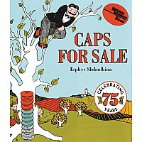 Caps for Sale 75th Anniversary Edition Board Book