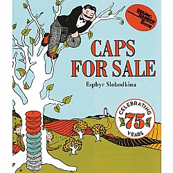 Caps for Sale Board Book