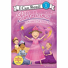 Pinkalicious: The Princess of Pink Slumber Party