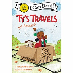 I Can Read - Ty's Travels: All Aboard!