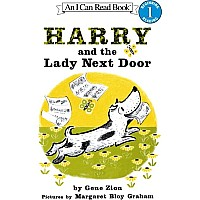 Harry and the Lady Next Door Book