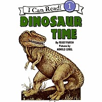 Dinosaur Time book