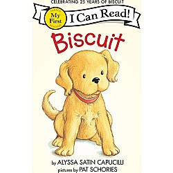 I Can Read: Biscuit