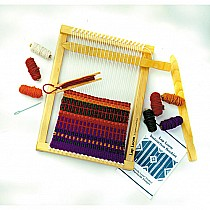 Lap Loom Weaving Kit