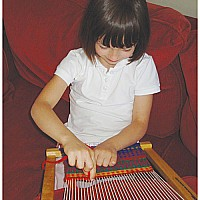 Lap Loom A Weaving Kit