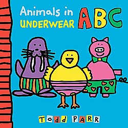 Animals in Underwear ABC
