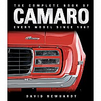 The Complete Book of Camaro: Every Model Since 1967