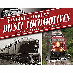 Vintage & Modern Diesel Locomotives