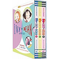 Ivy & Bean Boxed Book  Set 2 (Bk 4-6)