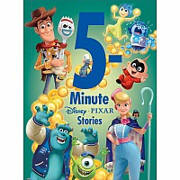 5-Minute Disney*Pixar Stories