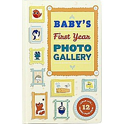 Baby's First Year Photo Gallery