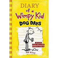 Dog Days (Diary of a Wimpy Kid #4)