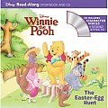 Winnie the Pooh The Easter Egg Hunt Read-Along Storybook and CD