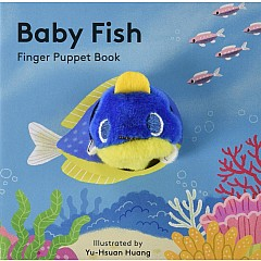 Baby Fish: Finger Puppet Book