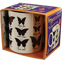 Color Change Lepidoptera Mugs