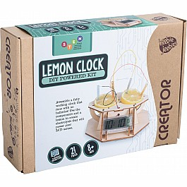Lemon Clock - Creator